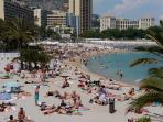 Only 8 Mins Walk to the Fabulous Larvotto Beach in Monaco