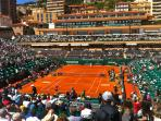 ATP 1000 Tennis Tournament in April