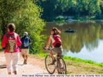 La Loire à Vélo ou à pieds !