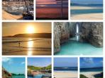 Lots of great beaches to visit in West Cornwall
