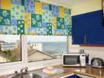 Galley Kitchen Casa Sirena