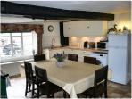 Cooker, Toaster, Microwave, Dishwasher, Washing Machine, Iron, Dryer, Refrigerator, Freezer