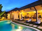 Stylish 2 bedroom, Oberoi, Villa alice 1