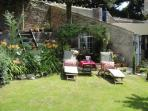 The Joy of a Summers day in our lovely South facing garden