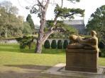 Dartington Hall is a short drive away
