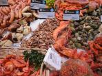 Seafood!!! The best in the World! Markets most days a short drive away ...