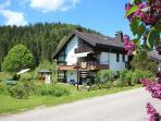 Gästehaus SEEWALD - Südansicht