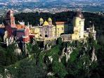 Palácio Pena, a jóia de Sintra