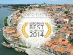 PORTO Best European Destination 2014