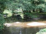 The River Gartempe