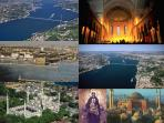 City,Culture,History  .if the world were a single country,Istanbul would be its capital.(Napoleon Bo