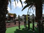 keep fit park