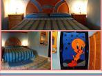 camera matrimoniale 'azzurra'