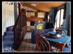 soggiorno - cucina interno -
