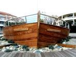 Le bateau du Port