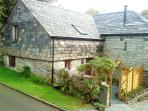 Millers cottage- original stone and slate