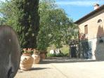La Cantina - The Old Winery which contains the Annex Apartment for 6