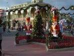 Mickey's Christmas Party  (Magic Kingdom)