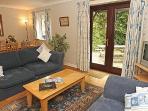 Tricklebrook Cottage Sitting Room Area