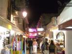 Albufeira downtown (10 Min. Drive)