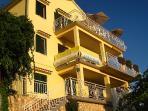 Trogir Yellow House