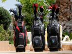 golf equipment available