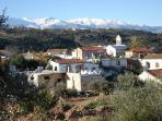 Gavalochori village