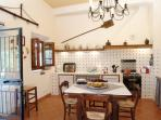 Kitchen castellaccio 3