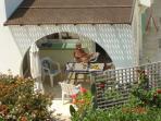 outdoor patio bungalow 1