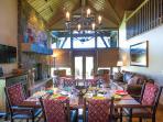 Eagle's Rest - Living Room