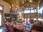 Eagle's Rest - Dining Room