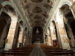 inside the main church - Pedara