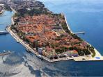 town of Zadar