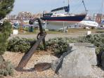 Sovereign Harbour Marina within few minute's walk