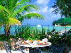 Breakfast in Barbados