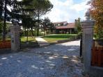 Cancello ingresso Residence Armonia