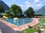 Summer fun - just a few minutes walk away!