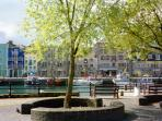 Beautiful Barbican Area of Plymouth