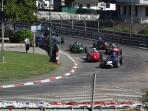 Historic racing in Pau
