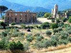 Campomaggiore Vecchio historical site