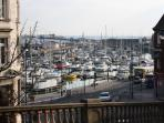 Ramsgate Harbour 5mins drive away