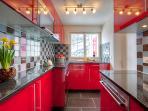 Lower Apartment - Kitchen