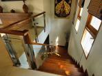 (2009) - Teak staircase