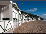 Garraf's Beach.