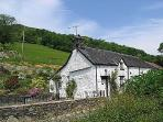 Ty Mawddwy luxury holiday cottage in southern Snowdonia