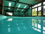 Refuge du Requin2 ~ Ski In Ski Out with heated indoor swimming pool