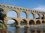 Nearby Pont du Gard