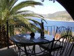 View of Kalkan Bay from your terrace