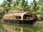 Houseboat on Lake