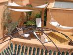 roof terrace Douiria